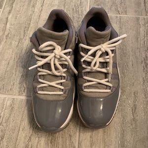 Cool grey 11 retro Jordan